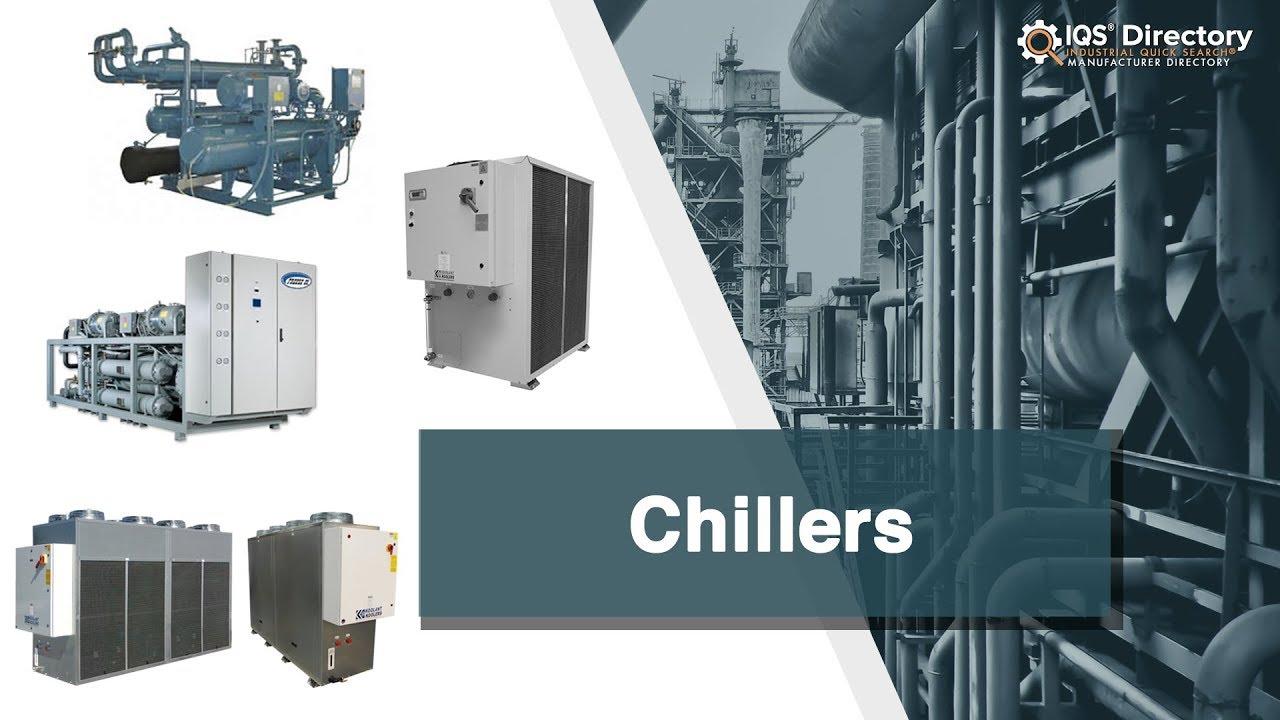 Chiller Manufacturers | Chiller Suppliers