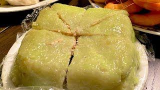 Chia sẻ cách làm bánh chưng xanh,thơm,rền bánh_gói bánh bằng lá chuối với khuôn tự chế _Bếp Hoa