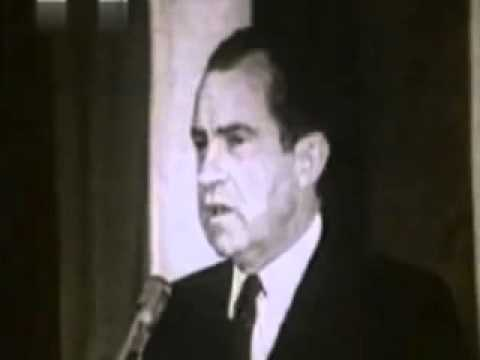Nixon Peace Plan Commercial- Hubert Humphrey 1968 Presidential Campaign Election Ad