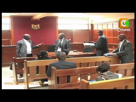 Axed Industrial Court Judges Fight Back