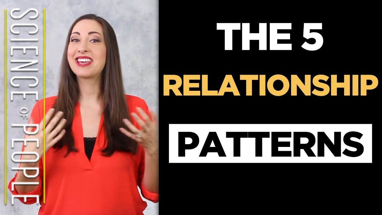 The 5 Relationship Patterns: Which One Are You? | Science of People