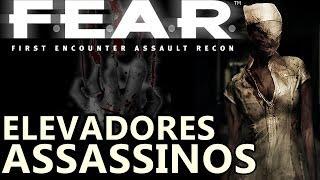 F.E.A.R. (Detonado - Parte 12) - Homem-Bomba e Terror no Elevador