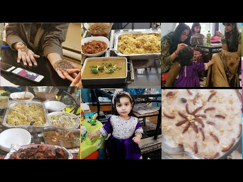 Eid Celebration In Canada