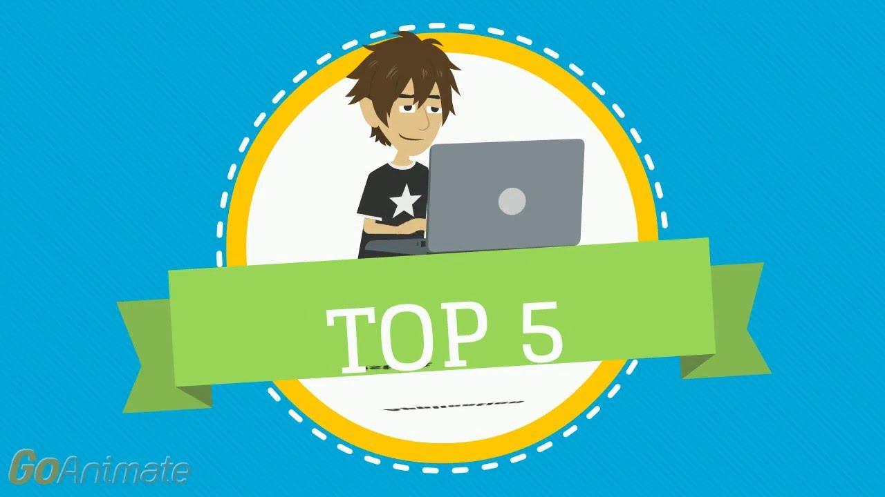 Top 5 Instant Messaging Applications