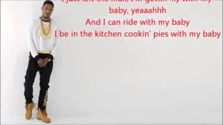 Video Fetty Wap   Trap Queen Clean Lyrics download MP3, 3GP, MP4, WEBM, AVI, FLV Juli 2018