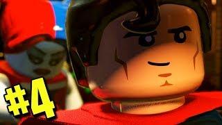 ZŁY SUPERMAN PORWAŁ HARLEY! LEGO DC Super-Villains - LEGO DC SUPER ZŁOCZYŃCY | BROT