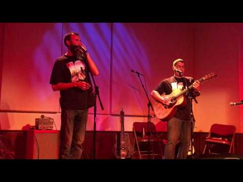 Blue John and Papa Cass perform Freight Train - live at the Institute 28/7/17