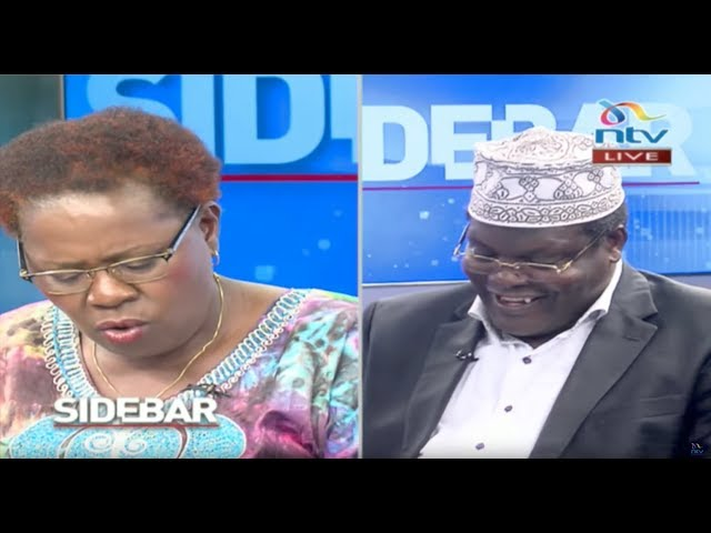 SIDEBAR: The law is very clear? Lawyers and politicians discuss