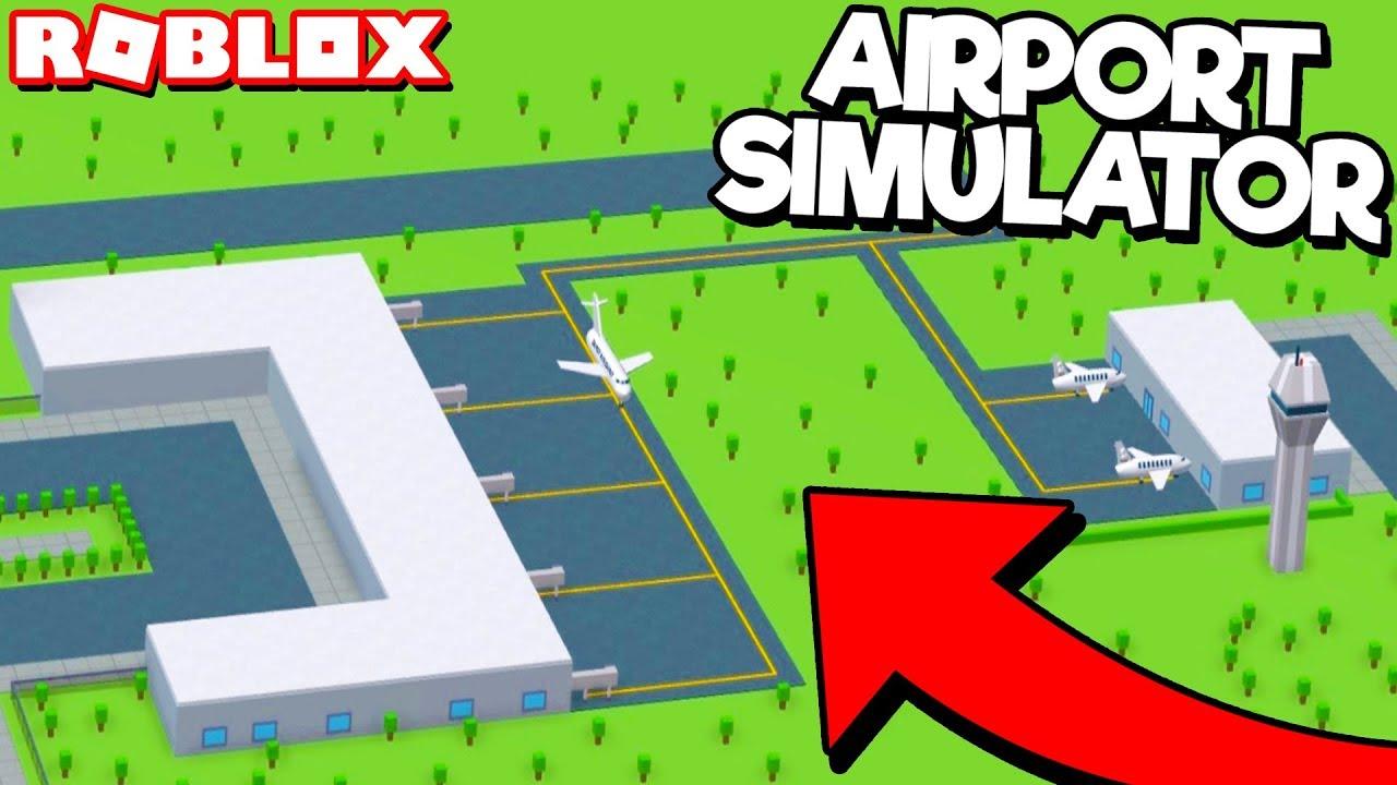 Roblox Airport Simulator