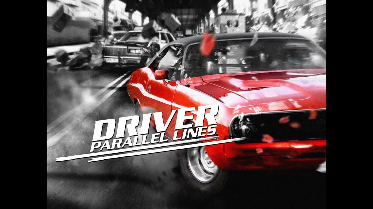 تحميل لعبة driver parallel lines