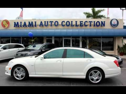 2012 mercedes benz s550 4matic for sale in miami fl youtube for Mercedes benz for sale miami