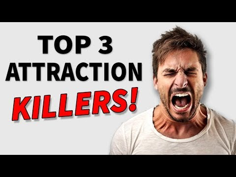 The REAL Reasons Men Lose Interest (3 Attraction Killers!)