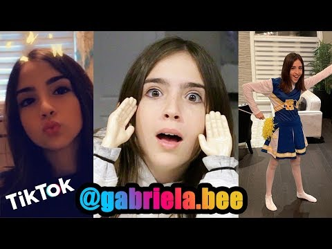 Miss Bee Tik Tok Gabriela Bee and Eh Bee Family Compilation