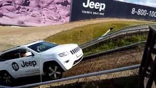 Jeep Territory, Крокус-экспо, Москва 1
