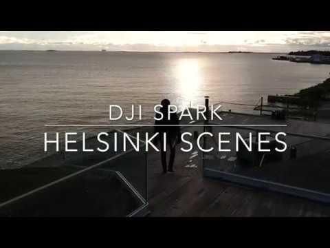 Helsinki Scenes - DJI Spark