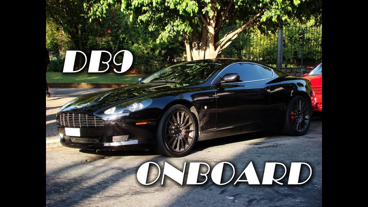 Vintage - Onboard Aston Martin DB8 | aston martin db9 vintage
