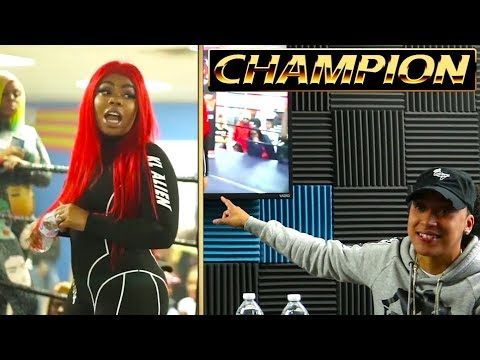 MS. FIT ADDRESSES 3RD ROUND DRAMA AND CONTRACTS IN PHARA FUNERAL BATTLE | CHAMPION