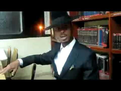 Rapper Shyne speaks Torah in Jerusalem