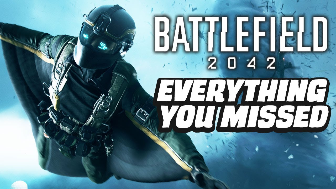 'Battlefield 6' confirmed as 'Battlefield 2042' with cinematic trailer