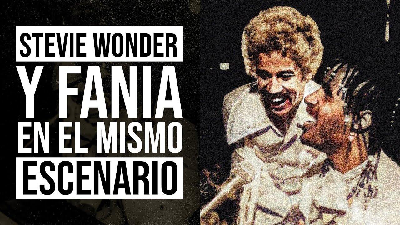¿Stevie Wonder y Fania All Stars?: la historia del concierto que unió a dos LEYENDAS de la música