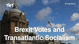 Brexit Votes and Transatlantic Socialism with Dalia Gebrial, Ronan Burtenshaw and Bhaskar Sunkara