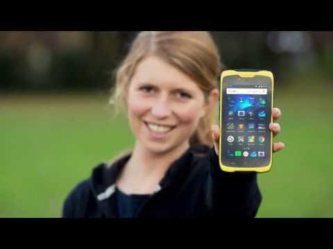Trimble TDC100 Series Handheld Overview
