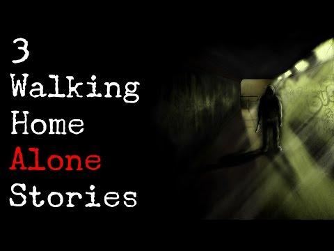 3 TRUE TRAUMATIZING Walking Home Alone Scary Stories | Corpse Husband