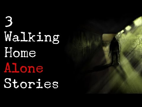 3 TRUE TRAUMATIZING Walking Home Alone Scary Stories | Corpse Husband