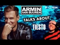 Armin Van Buuren Talks About Tiësto mp3
