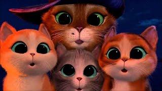 Самые знаменитые коты из мультфильмов и кино/ The most famous cats in cartoons and films
