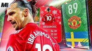 FIFA 18 FUTMAS IBRAHIMOVIC REVIEW | 89 FUTMAS IBRAHIMOVIC PLAYER REVIEW | FIFA 18 ULTIMATE TEAM
