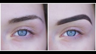 Benefit Goof Proof Brow Pencil Demo + Review