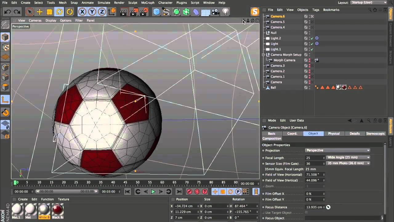 Cgi tutorial cinema 4d: camera mapping mit octane for cinema 4d.