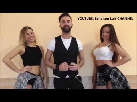 ⭐️ ÉCHAME LA CULPA Luis Fonsi ft. Demi Lovato COREOGRAFIA | BAILA CON LUIS 2017/2018 ⭐️