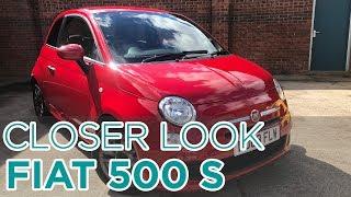 Closer Look: Fiat 500 S