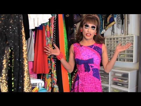 A Tour of Bianca Del Rio's Closet