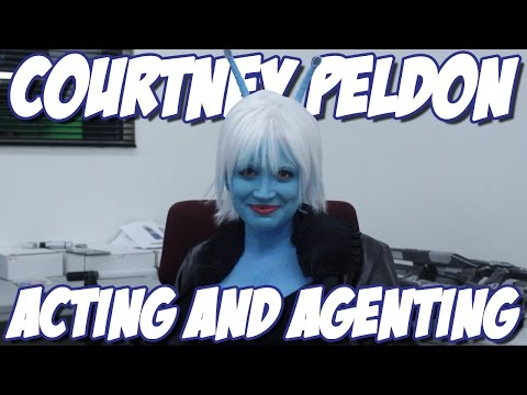Courtney Peldon  Acting and Agenting