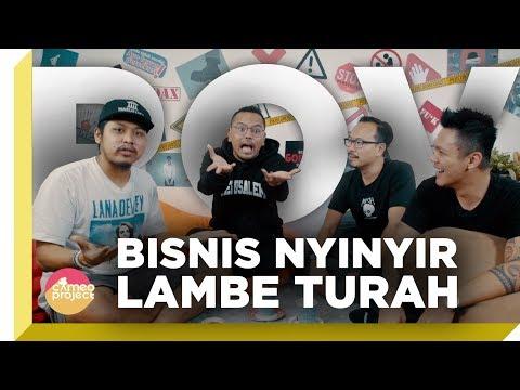 POV - BISNIS NYINYIR ALA LAMBE TURAH feat. MAJELIS LUCU INDONESIA