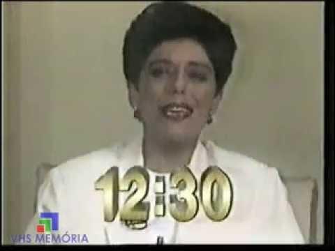 Chamada Jornal da Manchete - Edição da Tarde (1990)
