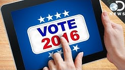 Why Can't We Vote Online?