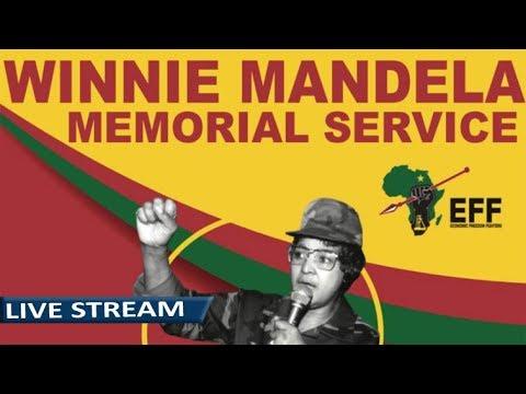 EFF hold Mama Winnie's Memorial Service in Brandfort, Free State Part 2