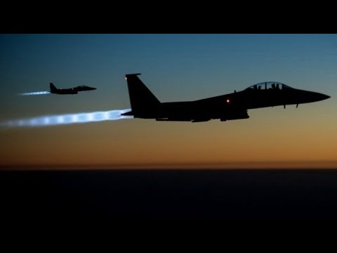 ISRAELI WARPLANES LAUNCH ATTACK ON SYRIAN ARMY IN GOLAN HEIGHTS!