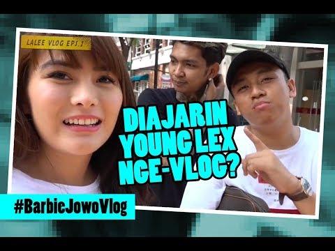 DIAJARIN YOUNG LEX NGE-VLOG? l #BarbieJowoVlog Eps.1