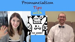 Pronunciation Tips w/ Trixi from Don't Trust the Rabbit - German Learning Tips #50