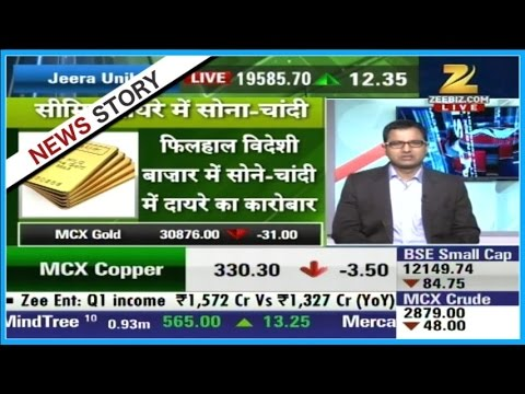 IGuru Research Copper is suggested for selling at 332 and target of 326 | Mandi Live