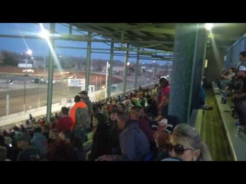 Lincoln County Raceway IMCA Hobby Stock B Feature