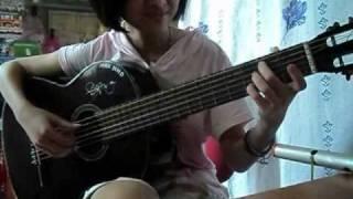 Kìa con bướm vàng (guitar solo~easy)
