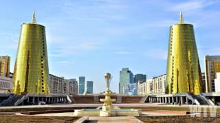 ASTANA, KAZAKHSTAN and the ILLUMINATI