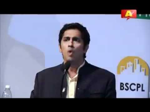 siddharth speech