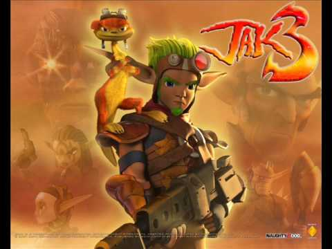 Jak 3 Soundtrack: Dark Maker Finale (Final Boss)